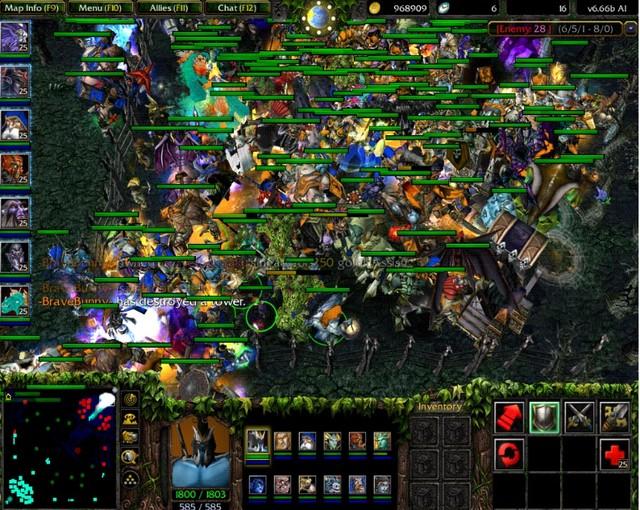 Những lúc như thế này, game đòi hỏi CPU, VGA phải mạnh để kịp xử lý hình ảnh, còn server phải tính toán nhanh để kịp trả về.