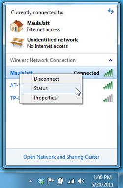 bat mo wifi