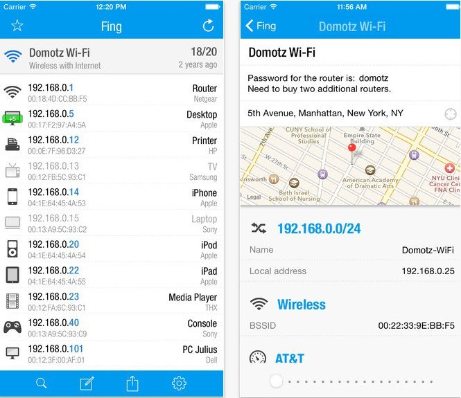 Cách dùng iPhone rà quét thiết bị 'dùng chùa' Wifi